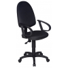 Компьютерное кресло Бюрократ CH-300AXSN/B, черное, купить за 2 800руб.