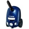 Пылесос Daewoo Electronics RGJ-210S, синий, купить за 2 490руб.