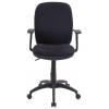 Компьютерное кресло Бюрократ CH-555/TW-11, черное, купить за 5 560руб.