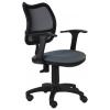 Компьютерное кресло Бюрократ CH-797AXSN/15-48, черно-серое, купить за 3 940руб.
