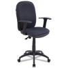 Компьютерное кресло Бюрократ CH-555/TW-12, серое, купить за 5 640руб.