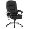 Компьютерное кресло College BX-3233/3323, черное экокожа, купить за 11 390руб.