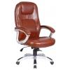 Компьютерное кресло College XH-869, коричневая экокожа, купить за 12 340руб.