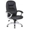Компьютерное кресло College XH-869, черная экокожа, купить за 11 990руб.