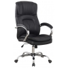Компьютерное кресло College BX-3001-1, черная экокожа, купить за 12 890руб.