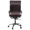 Компьютерное кресло College  XH-635, коричневая экокожа, купить за 10 280руб.