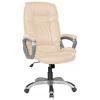 Компьютерное кресло College XH-2002, бежевая экокожа, купить за 13 230руб.