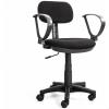 Компьютерное кресло Recardo Simple, чёрное, купить за 2 690руб.