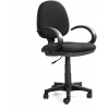 Компьютерное кресло Recardo Operator, чёрное, купить за 3 150руб.