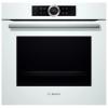 Духовой шкаф Bosch HBG634BW1, белый, купить за 51 510руб.