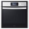 Духовой шкаф LG LB645E479T1, серебристый/черный, купить за 44 660руб.