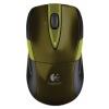 Мышку Logitech Wireless Mouse M525, зеленая, купить за 2570руб.