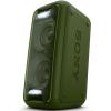 Портативная акустика Sony GTK-XB5G, зеленая, купить за 12 570руб.