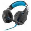 Trust GXT 363 7.1 Bass Vibration Headset, черно-голубая, купить за 5 050руб.