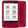 Электронная книга BQ-R002 Poem, темно-красная, купить за 4 820руб.