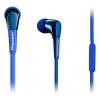 Гарнитура для телефона Pioneer SE-CL722T-L, синяя, купить за 2 750руб.