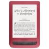 Электронная книга PocketBook 626 Plus Touch Lux 3, красная, купить за 11 100руб.