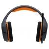 Logitech G231 Prodigy Gaming Headset, черно-оранжевая, купить за 3 200руб.