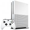 Игровую приставку Microsoft  Xbox One S 500Gb + Minecraft (ZQ9-00048), белая, купить за 27 810руб.