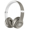 Наушники Beats Solo 2 Luxe Edition, Серебристые (MLA42ZE/A), купить за 8 490 руб.