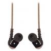 Гарнитура для телефона Creative Aurvana In-Ear 3 plus, коричневая, купить за 10 470руб.