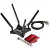 Адаптер wi-fi ASUS PCE-AC88 (4x4, 2.4 и 5 ГГц, PCI-e), купить за 5515руб.