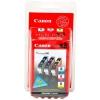 Картридж Canon CLI-8C/M/Y, многоцветный, купить за 2 585руб.
