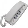 Проводной телефон Ritmix RT-100, серый, купить за 360руб.