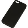 Чехол iphone Apple для iPhone 5/5s/SE MMHH2ZM/A черный, купить за 3 250руб.