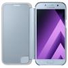 Samsung для Samsung Galaxy A7 (2017) Clear View Cover, голубой, купить за 2 825руб.