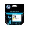 Картридж для принтера HP 711, CZ136A Жёлтый, купить за 6300руб.