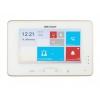 Видеодомофон Hikvision DS-KH8300-T (7'', цветной), белый, купить за 13 220руб.