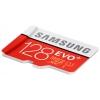 Samsung EVO Plus microSDXC Memory Card 128Gb Class10 UHS-I U1+ microSD--> SD Adapter, купить за 3 990руб.
