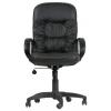 Компьютерное кресло Chairman 416 Эко, черный глянец, купить за 5 545руб.