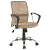 Компьютерное кресло College H-8078F-5, бежевое, купить за 4 682руб.