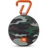 Портативная акустика JBL Clip 2 Squad, коричневая, купить за 3 045руб.