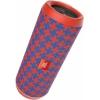 Портативная акустика JBL Flip III Malta, красно-синяя, купить за 5 380руб.