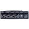 Клавиатура Dialog KS-020BU USB, чёрная, купить за 450руб.