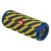 Портативная акустика JBL Flip III ZAP сине-желтая, купить за 5 625руб.
