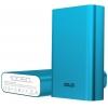 Аккумулятор универсальный мобильный Asus ZenPower ABTU005 10050mAh, голубой, купить за 1610руб.