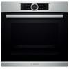 Духовой шкаф Bosch HBG655BS1, серебристый, купить за 57 060руб.