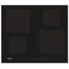 Варочная поверхность Hotpoint-Ariston KIS 640 C, черная, купить за 21 360руб.