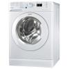 Машину стиральную Indesit BWUA 51051 L B, белая, купить за 13 885руб.