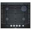 Варочная поверхность Bosch PRP6A6N70R, черная, купить за 37 650руб.