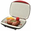 Электрогриль GFgril GF-070 Ceramic BIO, красный, купить за 4 800руб.