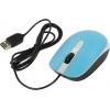 Мышку Genius DX-160 USB, голубая, купить за 475руб.