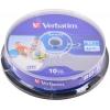 Оптический диск Verbatim BD-R 25 Gb, Cake Box (10 шт), купить за 830руб.