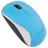Мышка Genius NX-7000 USB, голубая, купить за 700руб.