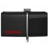 Usb-флешка SanDisk 64 Gb Ultra Dual SDDD2-064G-GAM46 черная, купить за 1 590руб.
