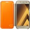 Чехол для смартфона Samsung для Samsung Galaxy A3 (2017) Neon Flip Cover, золотистый, купить за 1525руб.